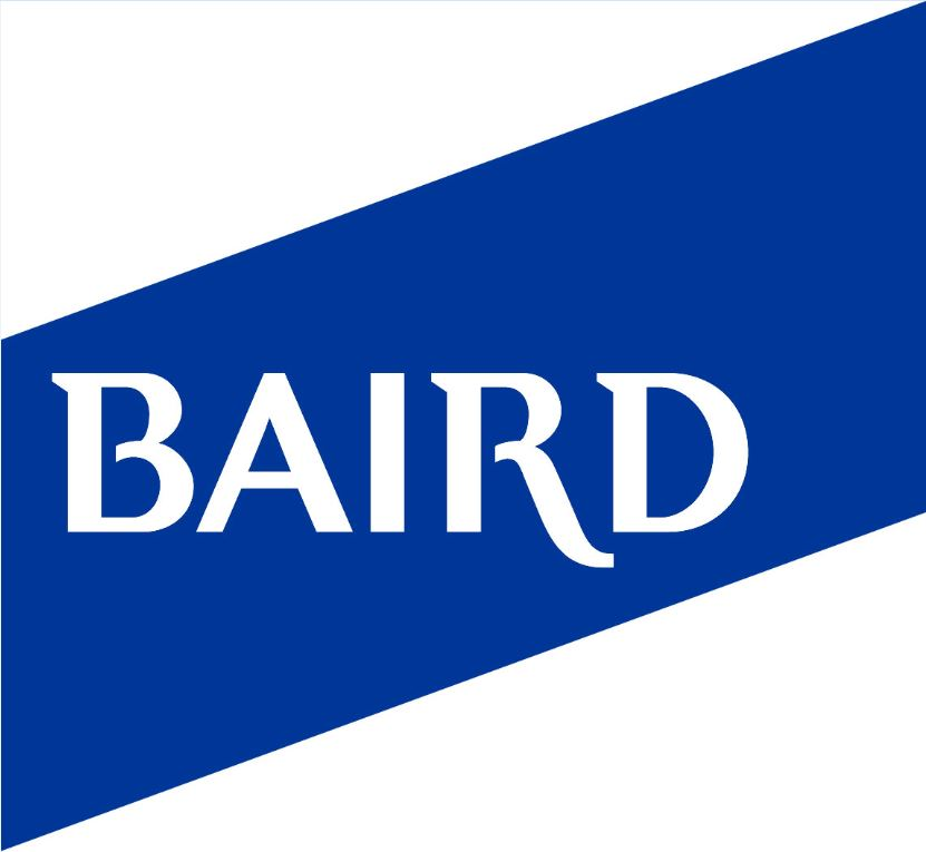 Baird logo no tagline